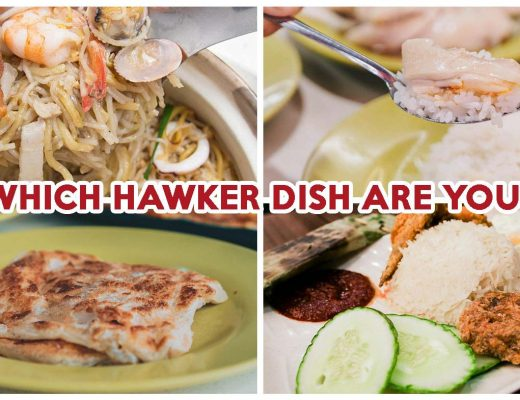 Singapore hawker dish - Feature image