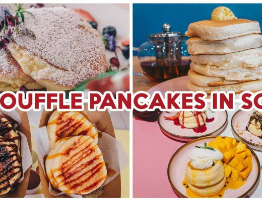 Souffle Pancakes- Feature image