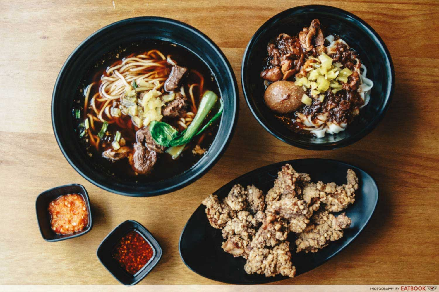Taiwanese eateries - Beef Up