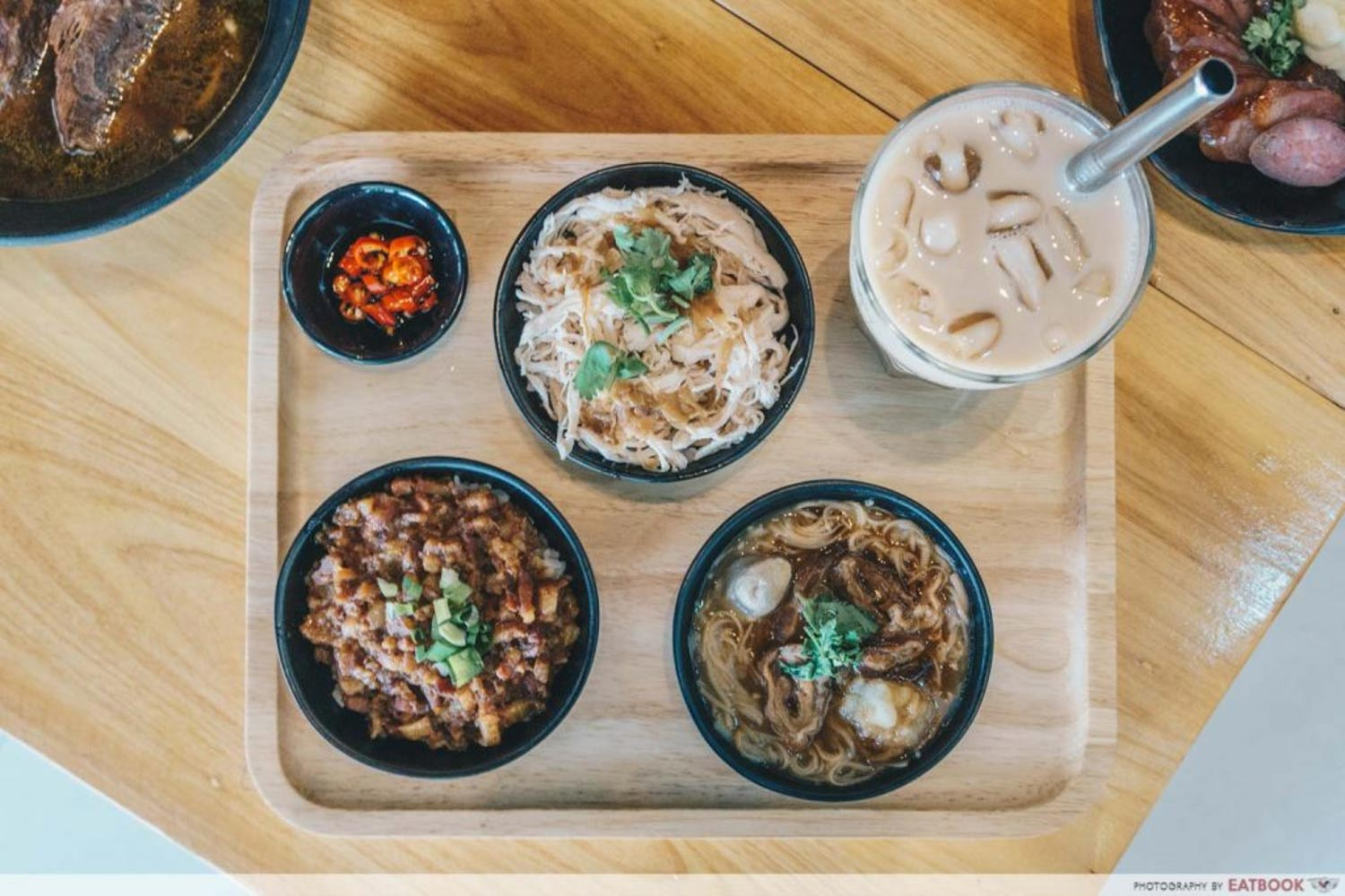 Taiwanese eateries - Eat3Bowl