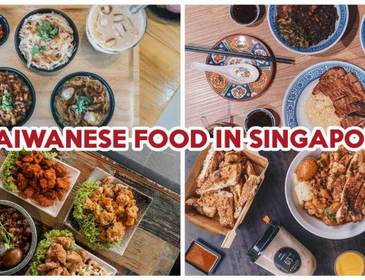 Taiwanese eateries - Feature image