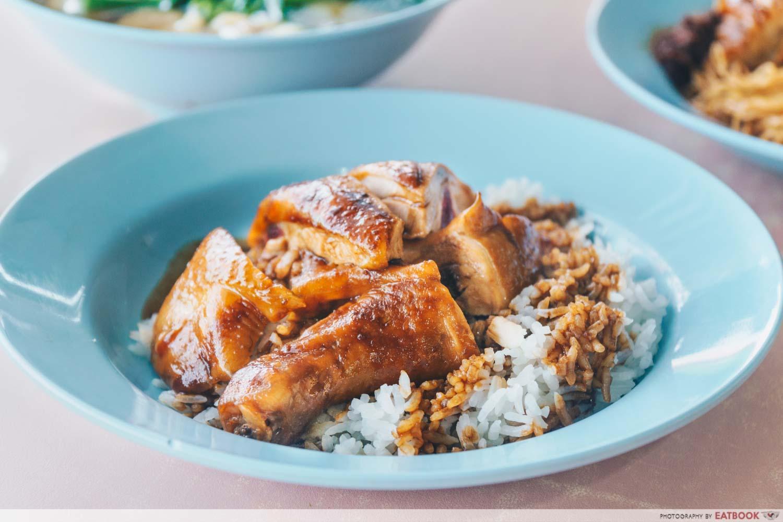 Xiang Jiang - Chicken drumstick