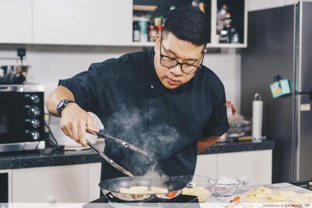 chef ming tan