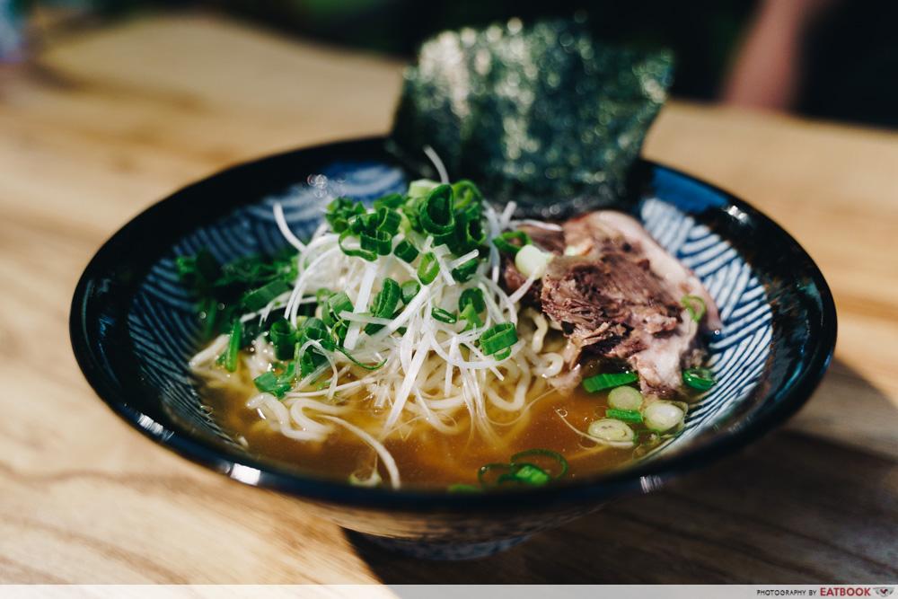 kumamoto wagyu noodles