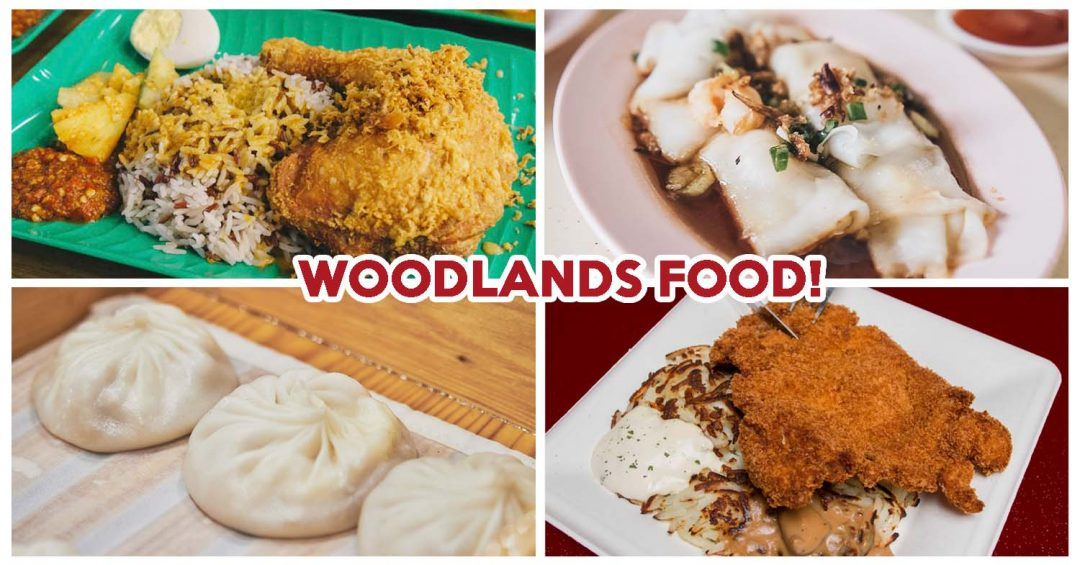 woodlands food