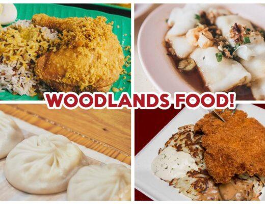 woodlands food