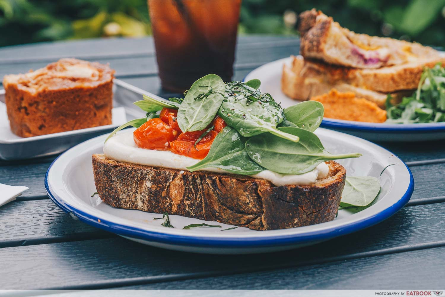 Bukit Timah Cafes - Micro Bakery and Kitchen