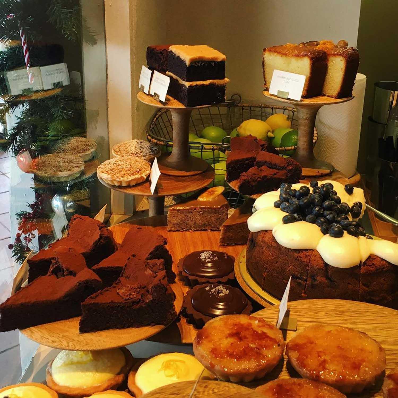 Bukit Timah Cafes - Plain Vanilla Bakery