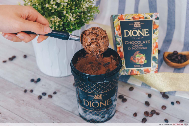 Dione - Chocolate Crema di Nocciole