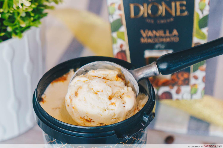 Dione - Vanilla Macchiato