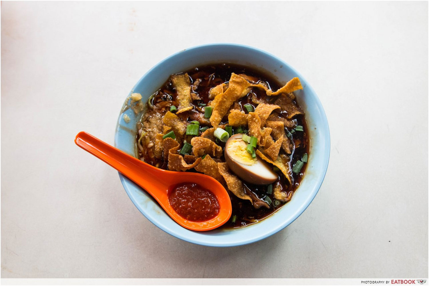 Dishes Under $2 - Lor Mee