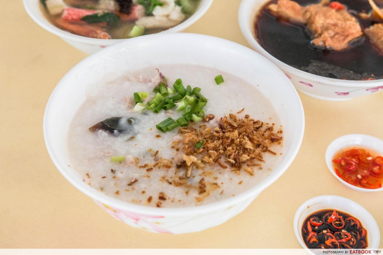 Dishes Under $2 - Porridge