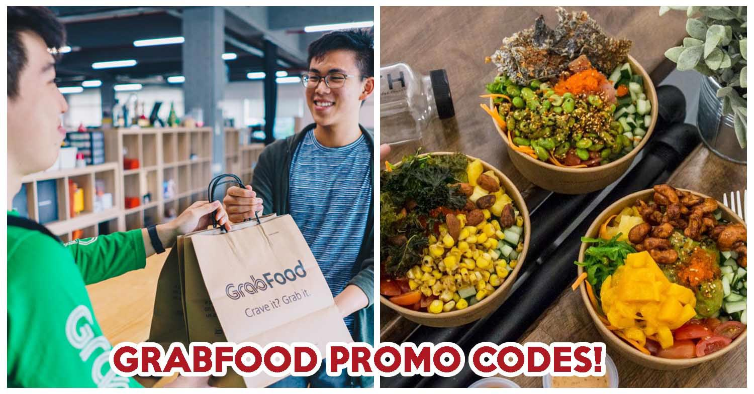 GrabFood Deal Matcher: Get Up To 50% Off From Now Until 22