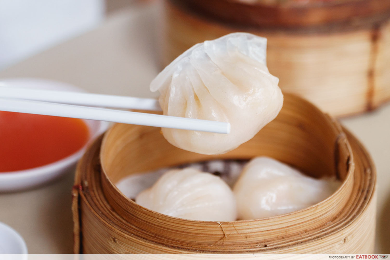 Ho Yun Tim Sum - Chopstick har gao
