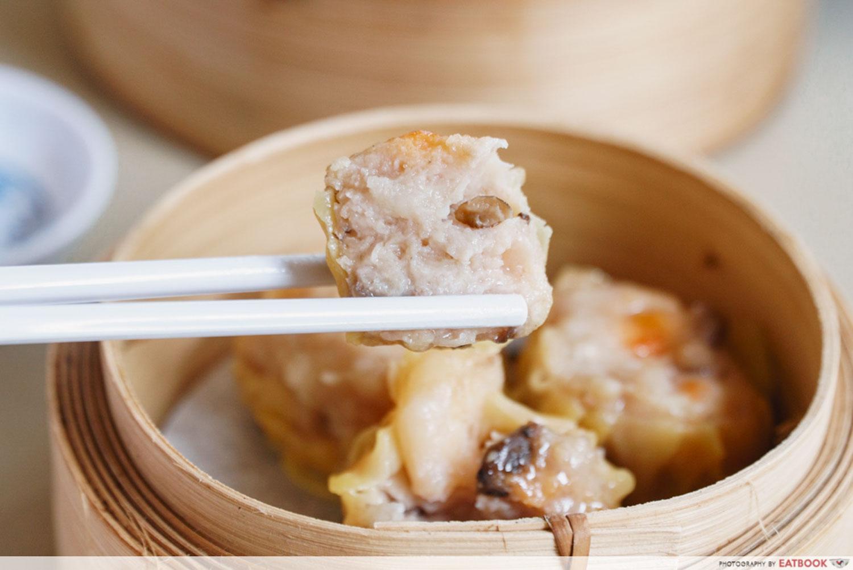 Ho Yun Tim Sum - Chopstick siew mai