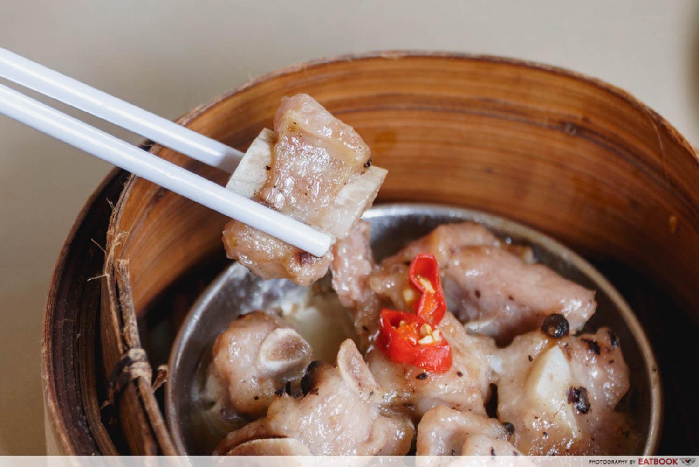 Ho Yun Tim Sum - Pork ribs