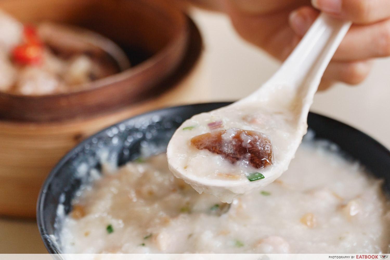 Ho Yun Tim Sum - Porridge
