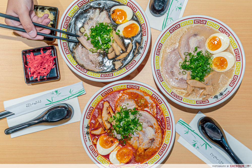 Japan Gourmet Hall SORA - Ikkousha Ramen