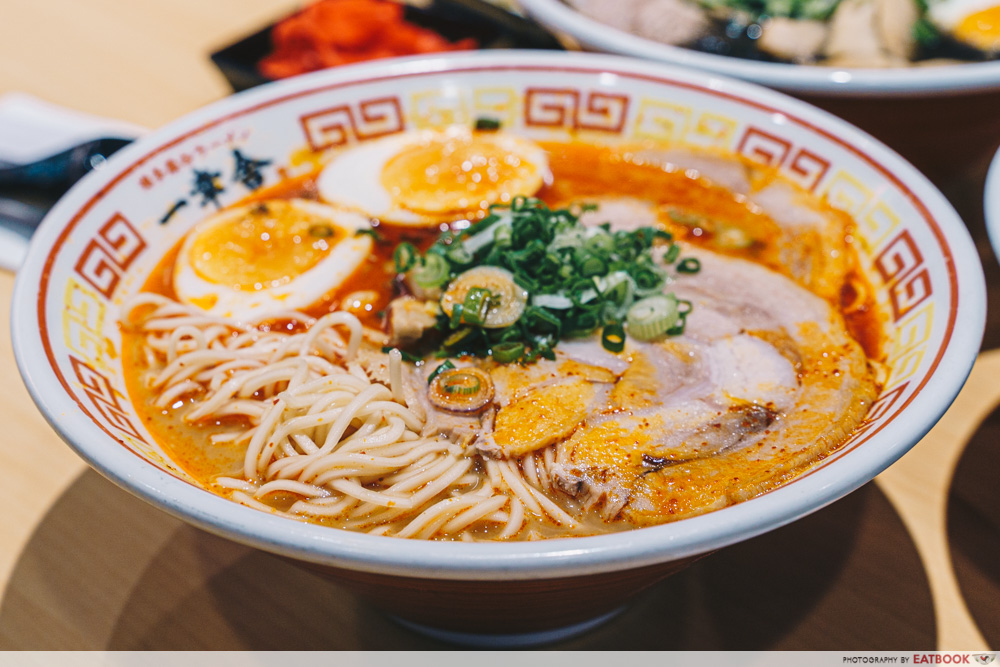 Japan Gourmet Hall SORA - Ikkousha Red Chilli Ramen