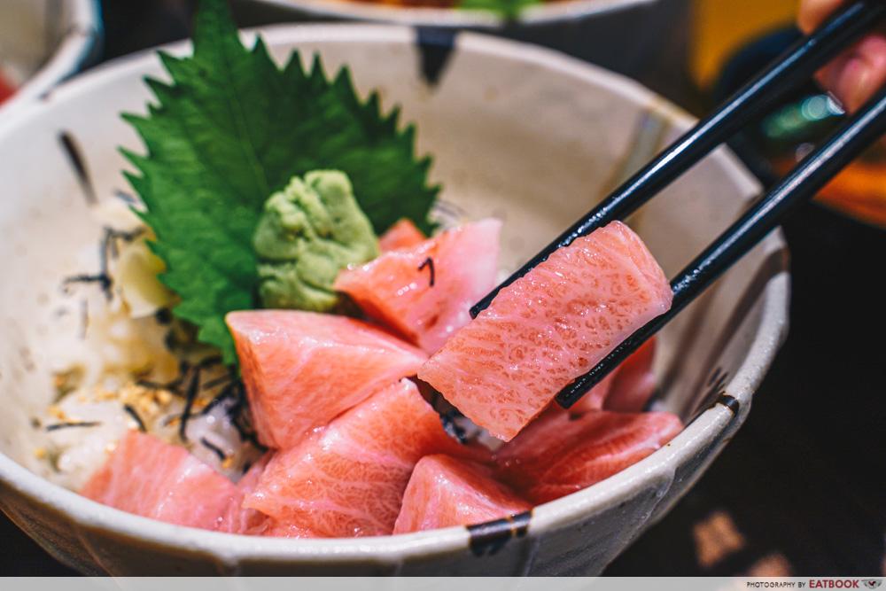 Japan Gourmet Hall SORA - Toro Butsu Meshi