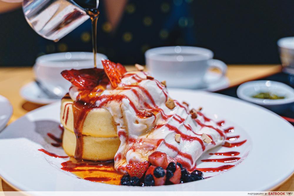 Japan Gourmet Hall SORA - Yoshimi Pancakes