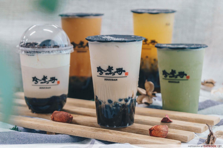 Jenjudan - Bubble tea