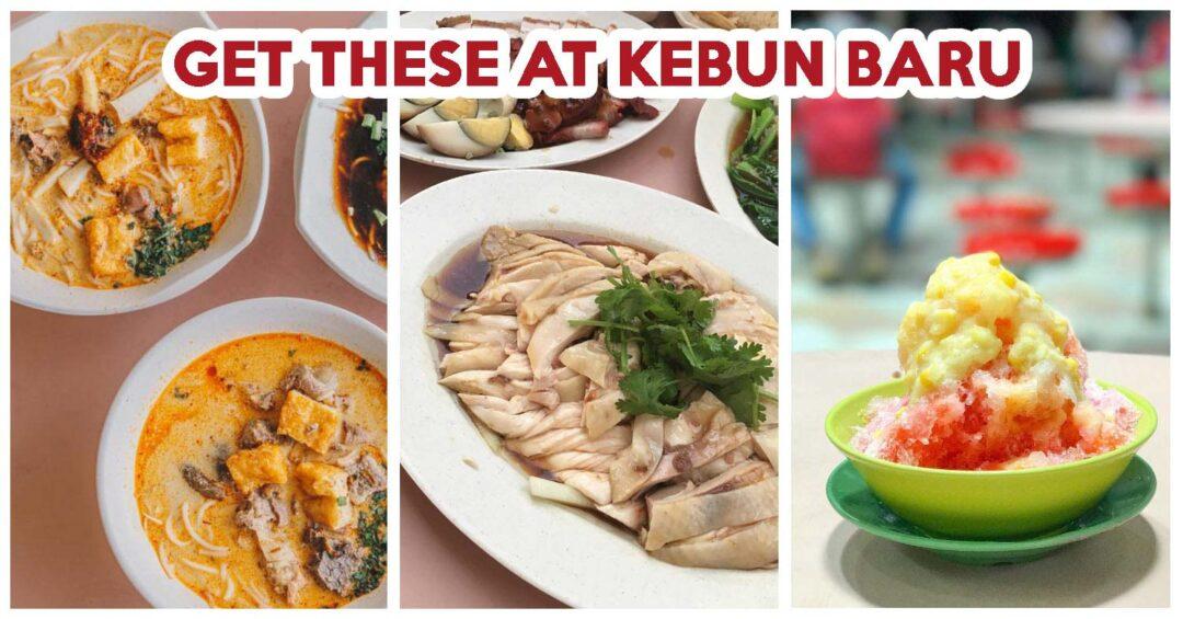 Kebun Baru Food Centre - Feature image
