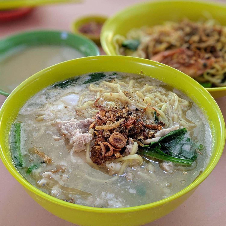 Kebun Baru Food Centre - Seletar Sheng Mian