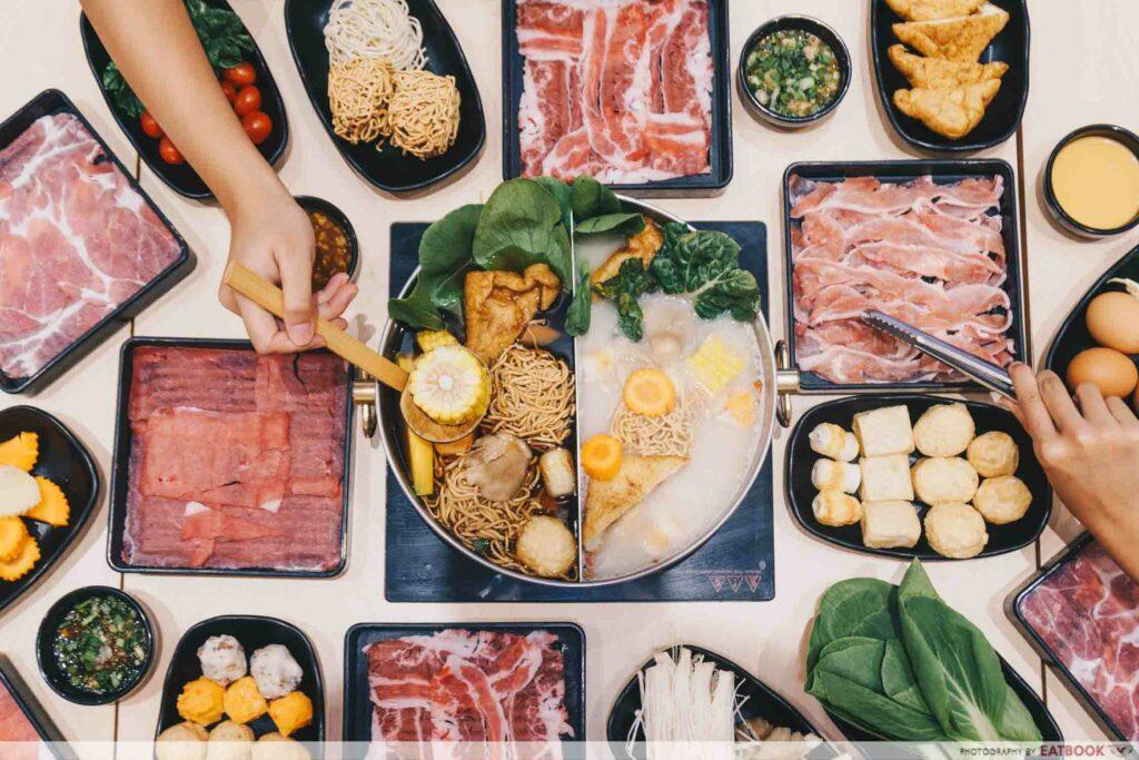 Maybank Meat Restaurant - Suki-ya