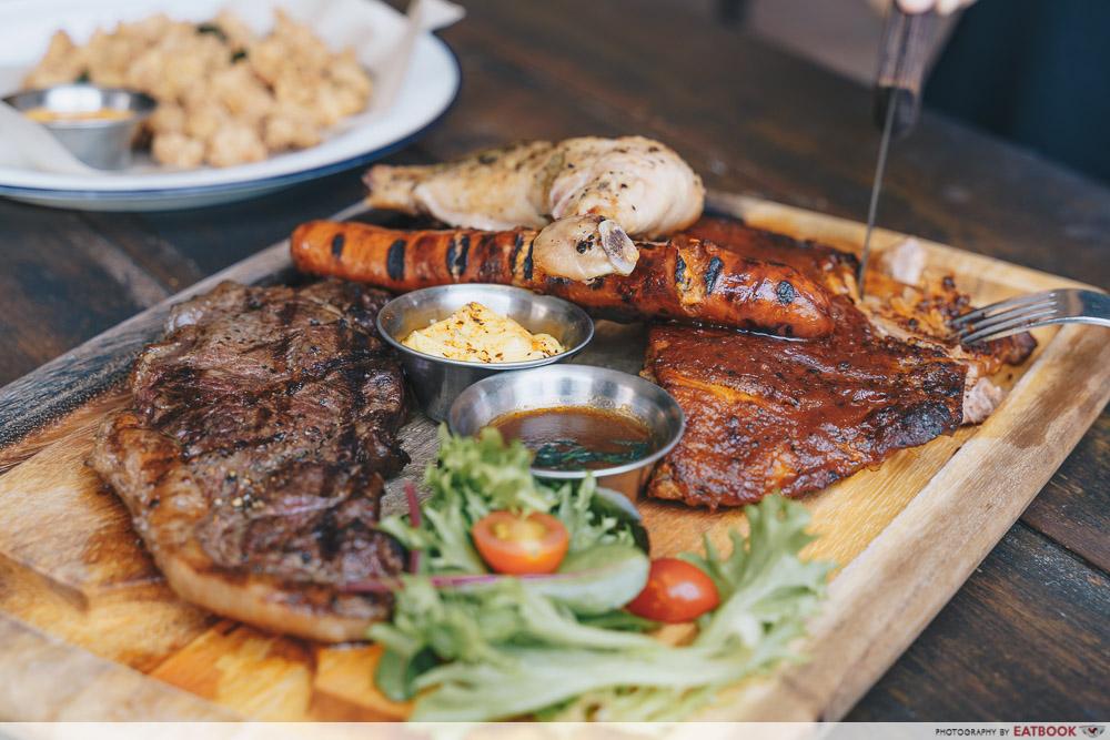 Barossa Meat Platter