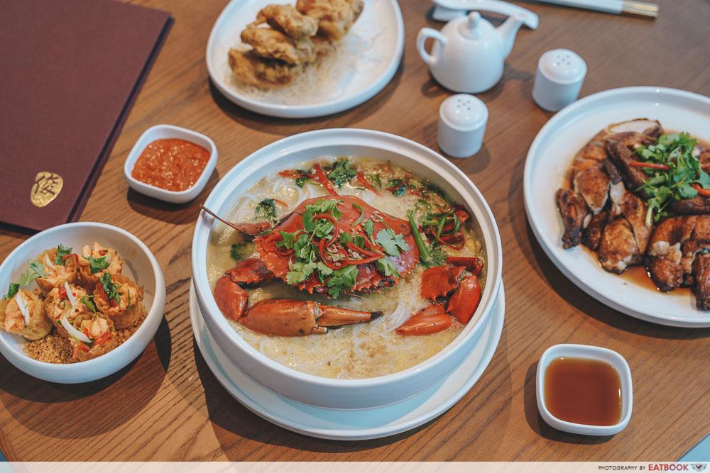 Maybank Meat Restaurants - JUN