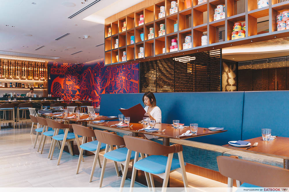 Maybank Meat Restaurants JUN