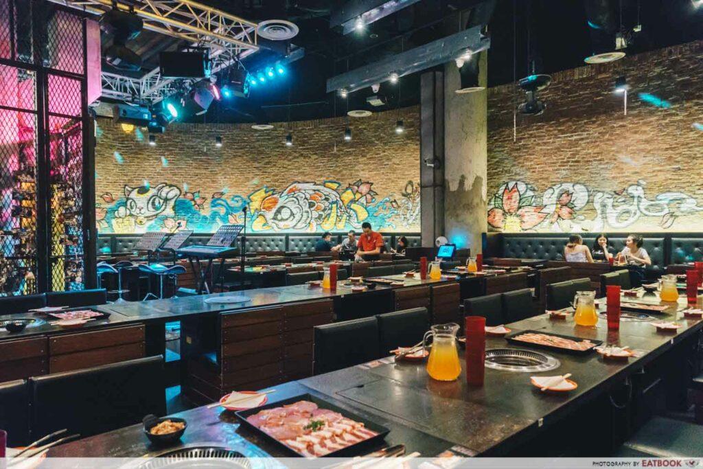Maybank Meat Restaurants Rocku Yakiniku CE