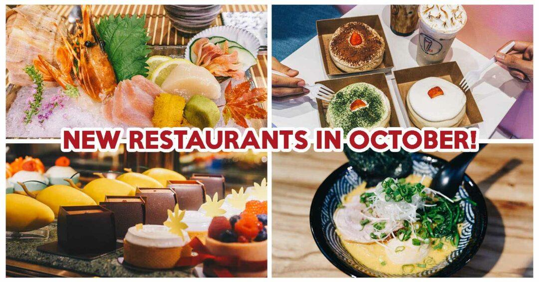 New Restaurants Oct - Feature image