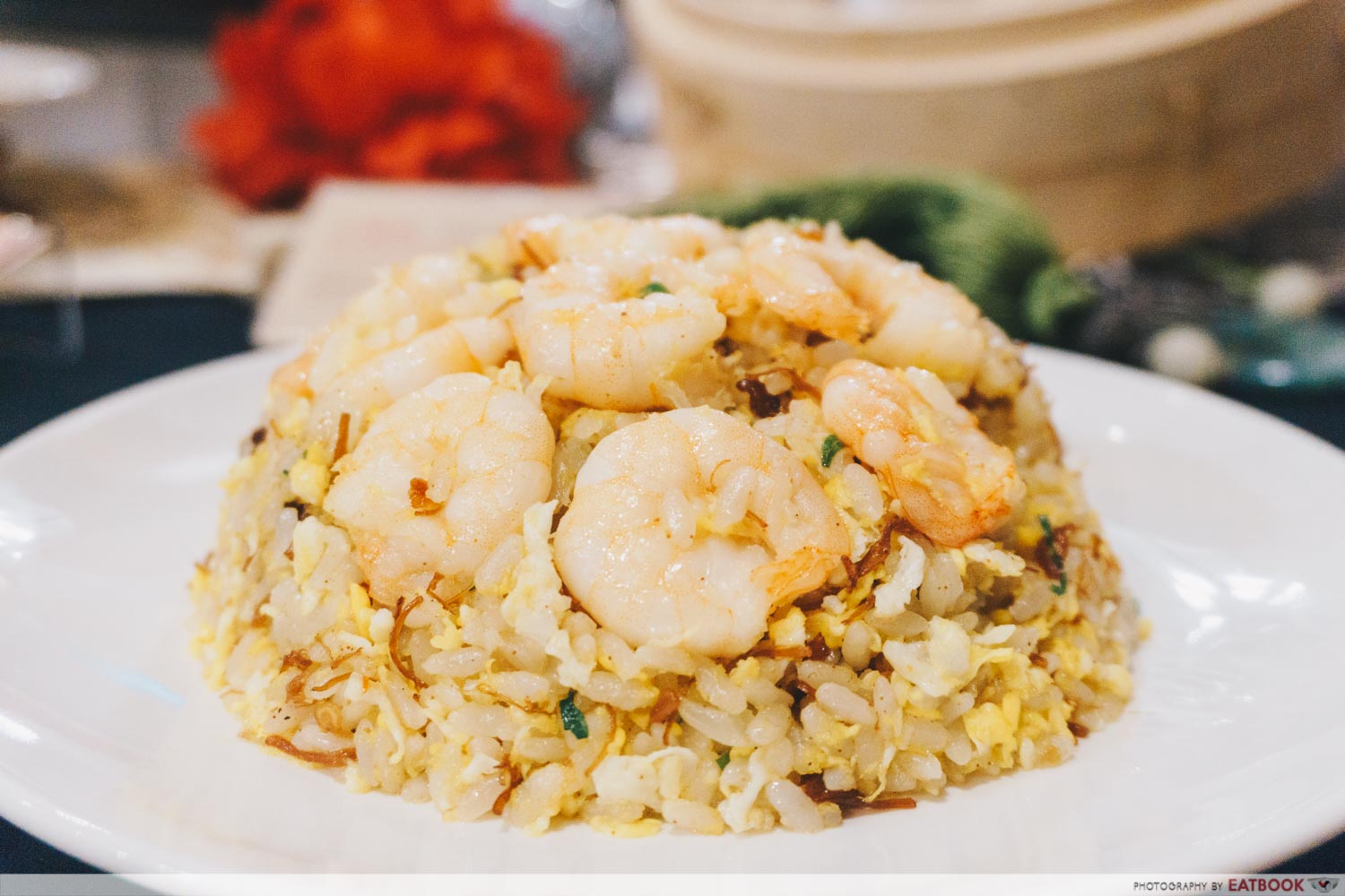 New Restaurants Oct - XO Fried Rice with Shrimp and Eggs