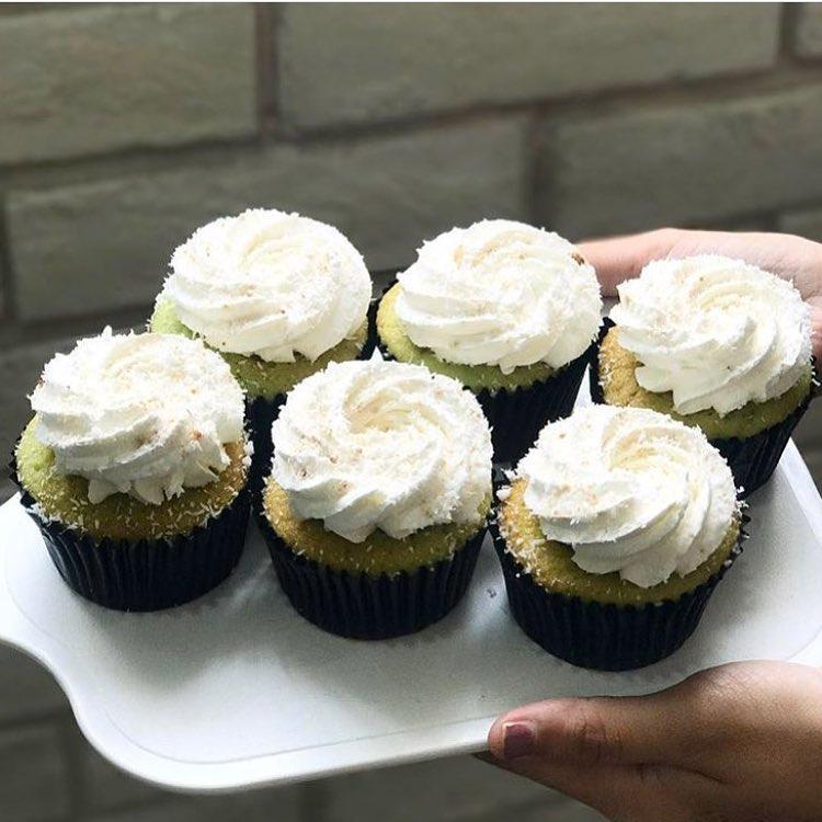 Ondeh Ondeh Dessert - Fluff Bakery