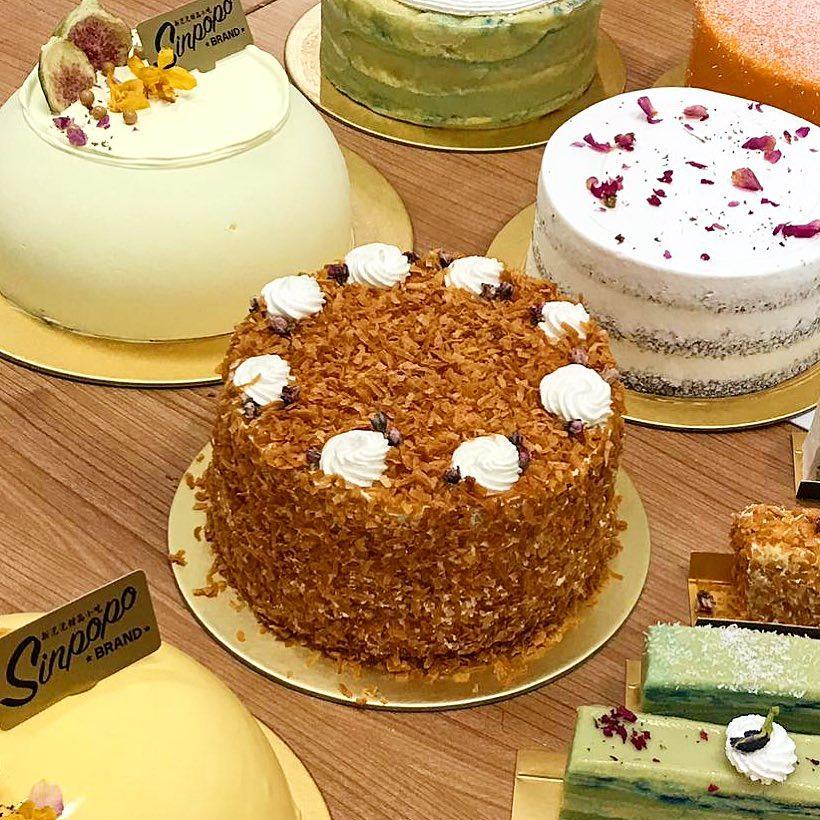 Ondeh Ondeh Dessert - Sinpopo