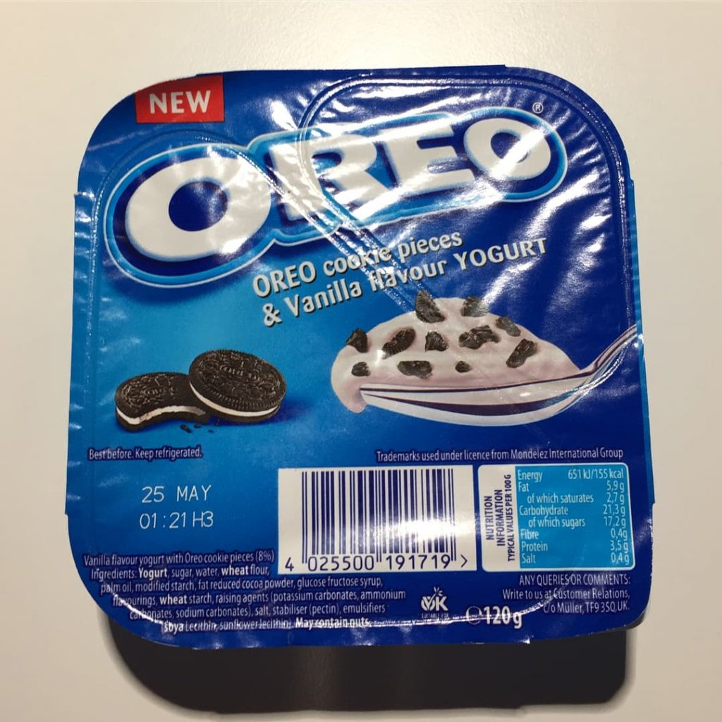 Oreo yoghurt (1)