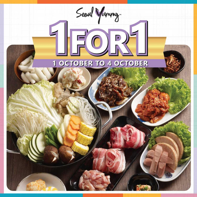 Seoul Yummy - Promotion