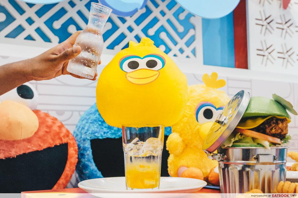 Big Bird Soda