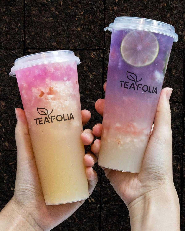Teafolia - Drink