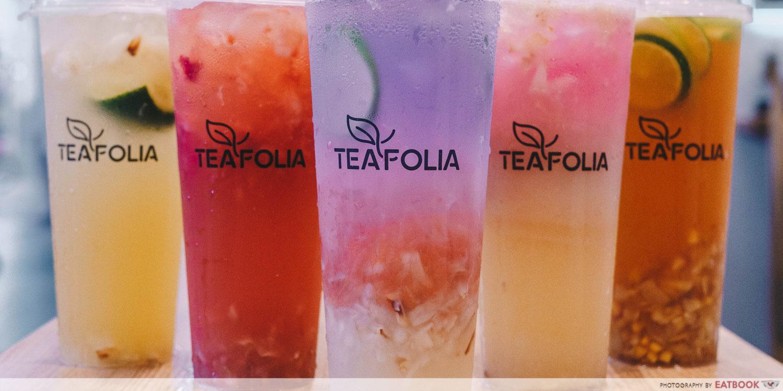 Teafolia - Drinks