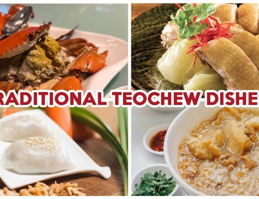 Teochew dishes - Feature image