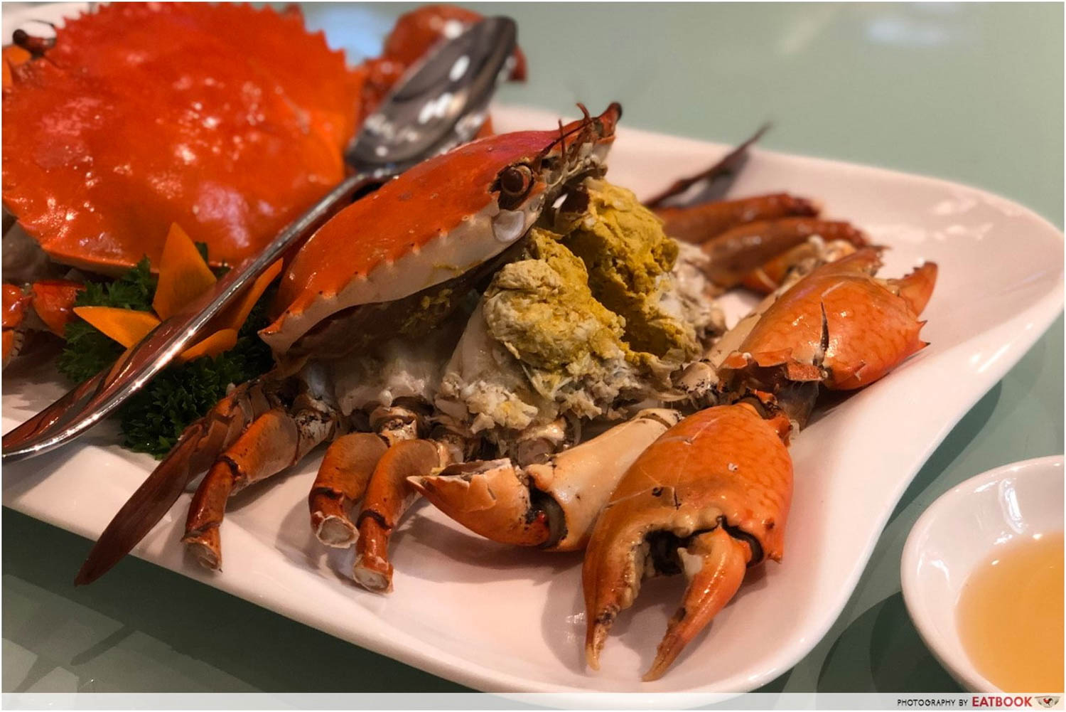 Teochew dishes - Teochew cold crab