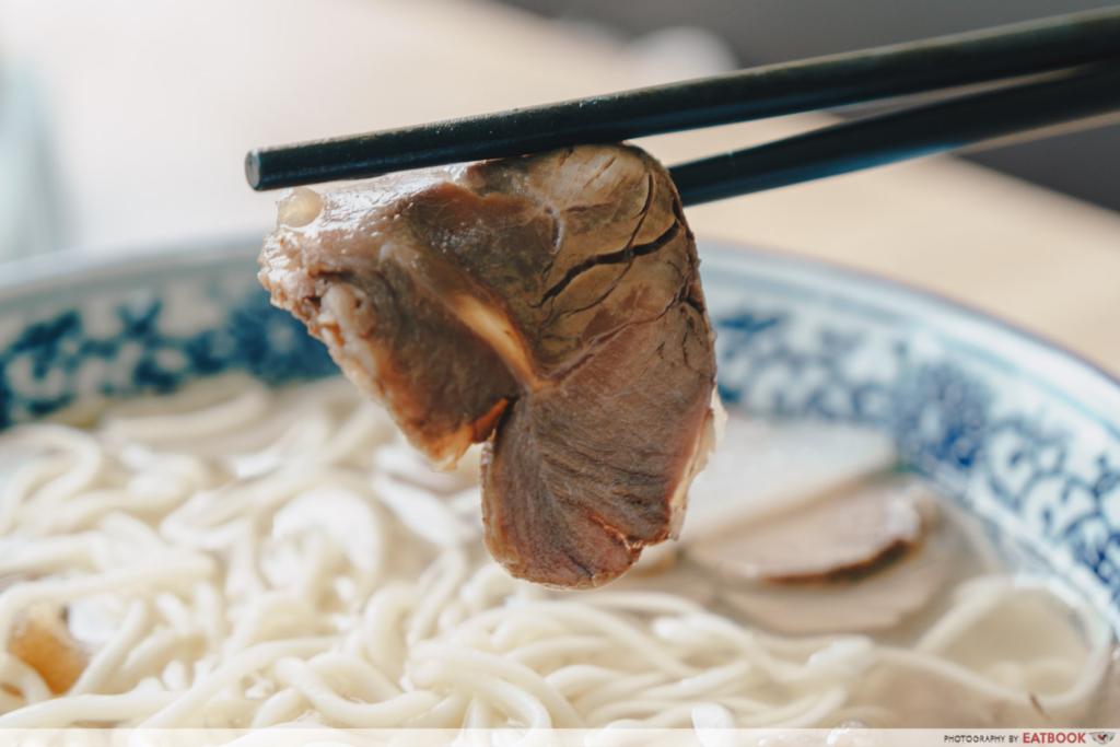 tongue tip lanzhou beef