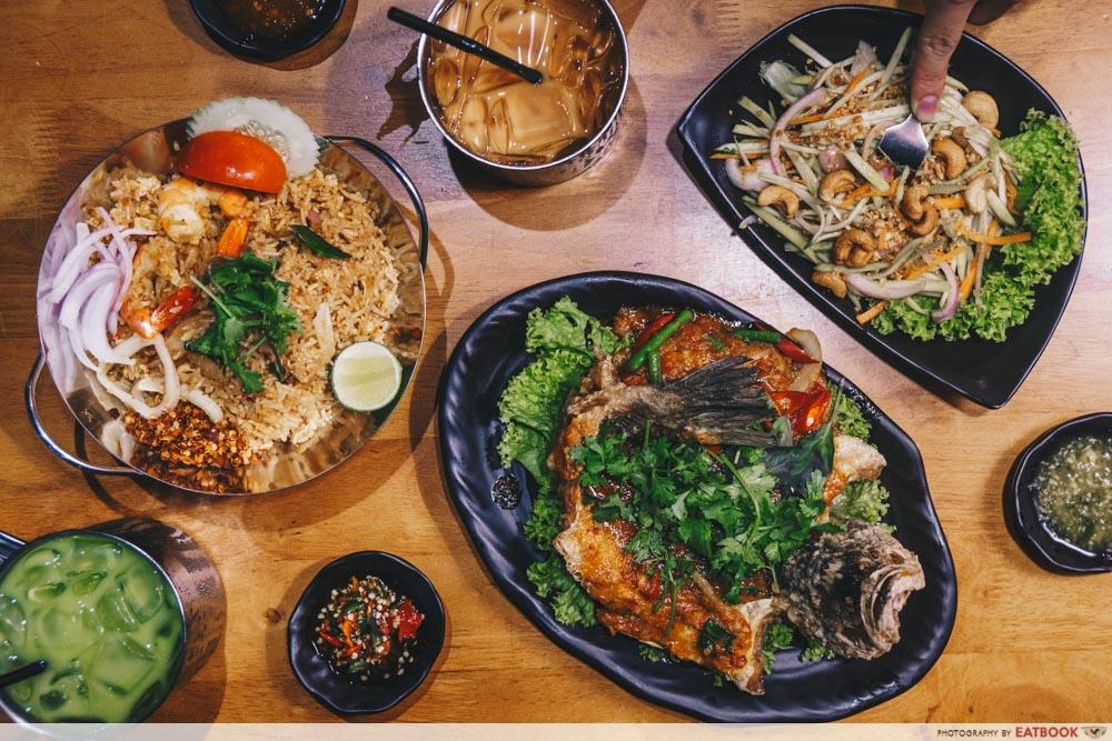 Sakkon Thai Food