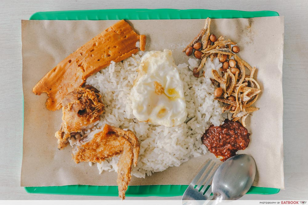 Image result for nasi lemak eatbook