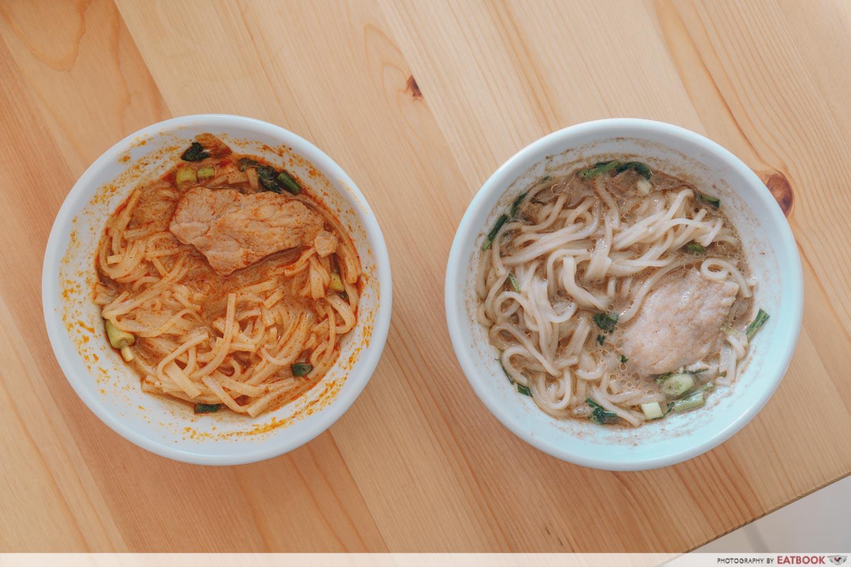 Tuk Wan Kitchen - Boat Noodles