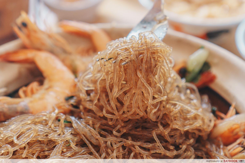 Tuk Wan Kitchen - Glass Noodles