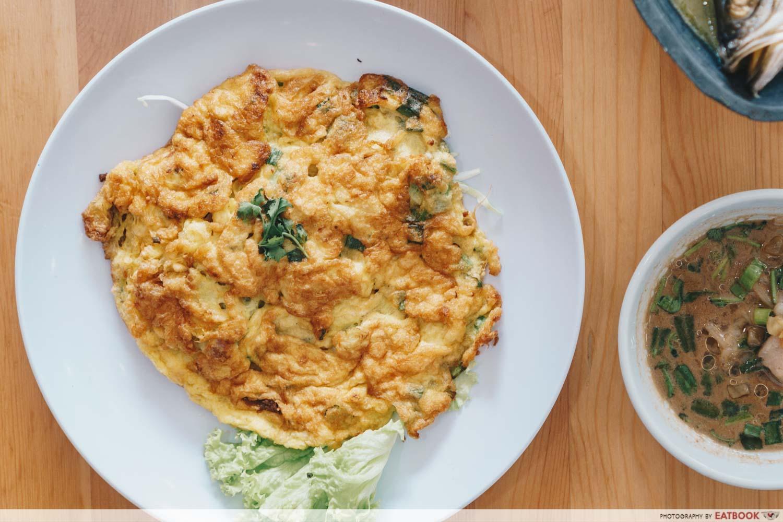 Tuk Wan Kitchen - Omelette